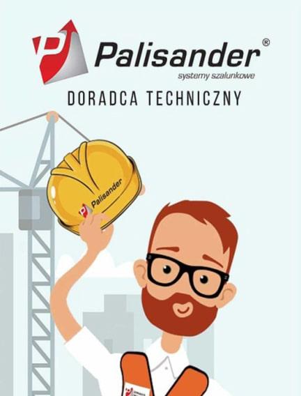 Palisander – Doradca Techniczny – Spot informacyjny