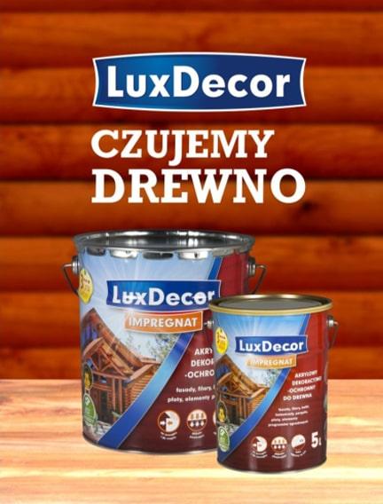 Spot reklamowy LuxDecor